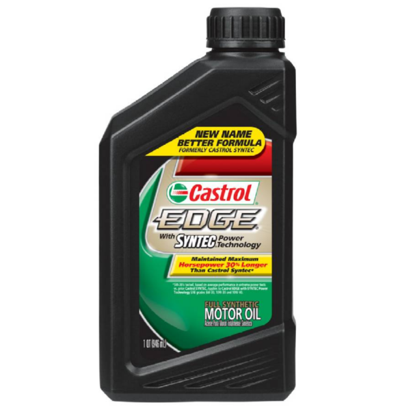 castrol edge with syntec 5w20 0w30 5w30 5w40. Black Bedroom Furniture Sets. Home Design Ideas